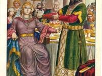 2.- Alboino e Rosmunda: Bevi Rosamunda bevi!