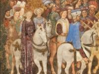 11.- Teodolinda e Autari: Ingresso a Verona