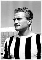Giampiero Boniperti (Barengo, Novara, 4 luglio 1928)